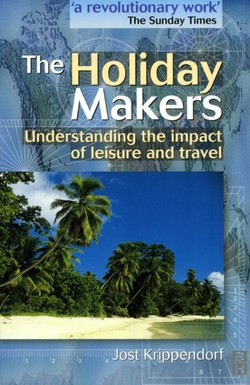 Book cover for Holiday Makers